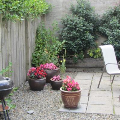 Y Cartws Garden